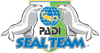 PADI - Seal Team DVD